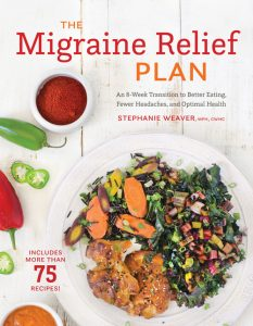 The Migraine Relief Plan, February 14, 2016 from Agate Surrey