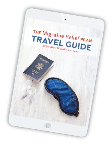 FREE Migraine Relief Plan Travel Guide