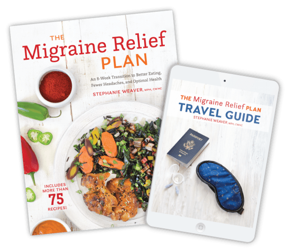 Migraine Relief Plan: Free Book and Downloads