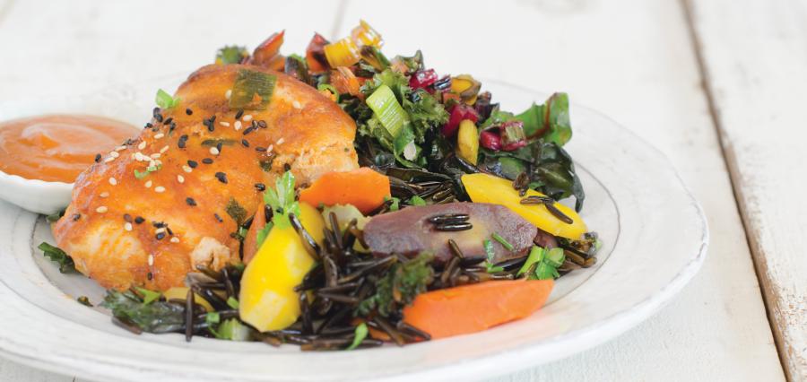 Migraine Relief Plan diet food chicken vegetables