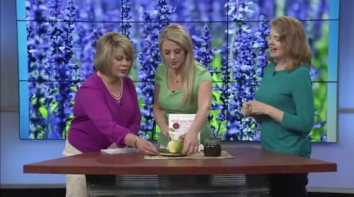 Stephanie Weaver & Migraine Relief Plan in Portland KGW TV appearance
